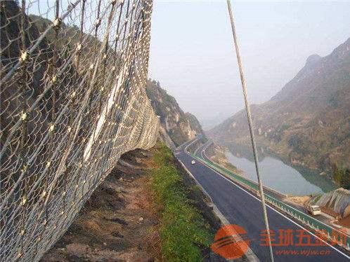 枣庄高速公路用被动边坡防护网供应厂家售后服务完善