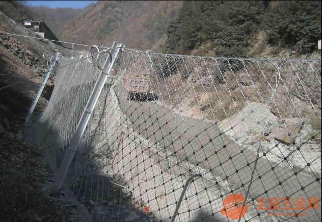 宣城被动防护网安装边坡防护网生产批发厂家一手货源