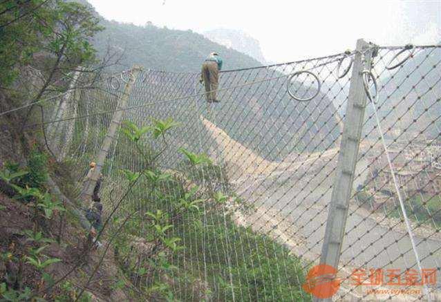 朔州高速公路用被动边坡防护网出厂直销质优价实