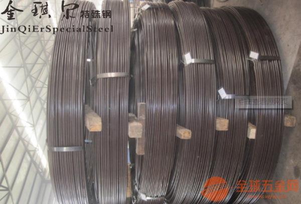 上海批發優質51CrV4彈簧鋼帶 彈簧鋼絲價格優惠