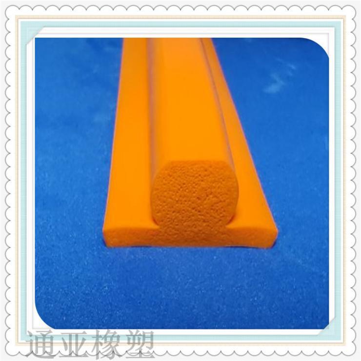模框密封条T型模框条三元乙丙防尘透明条各种橡胶条