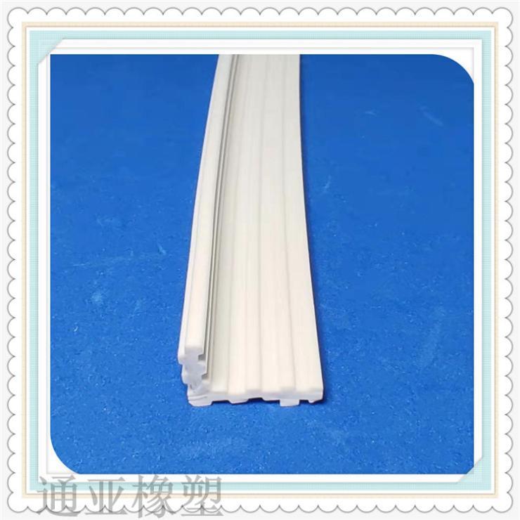 模框密封条T型模框条硅胶防尘透明条各种橡胶条