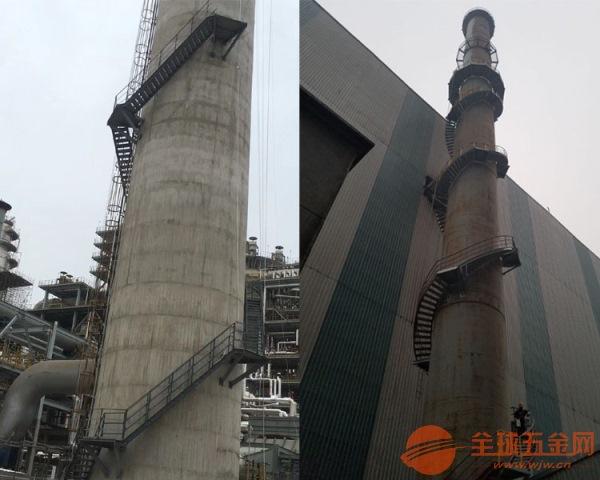 日照烟囱爬梯平台维修加固施工单位全国施工