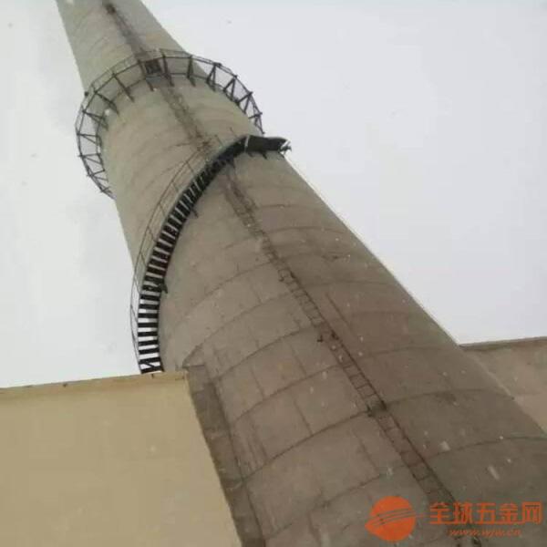 长春脱硫塔爬梯平台安装更换施工单位全国施工