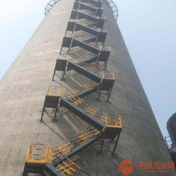 厦门烟囱爬梯平台维修加固施工单位全国施工