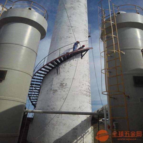 楚雄烟囱爬梯平台维修加固施工单位全国施工