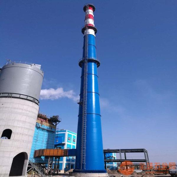 伊犁【60米自立式鋼煙囪安裝】施工單位聯系電話