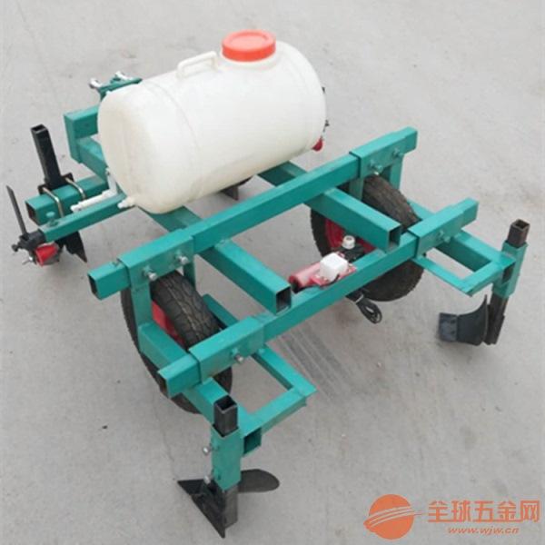 通化四轮拖拉机播种覆膜机厂家