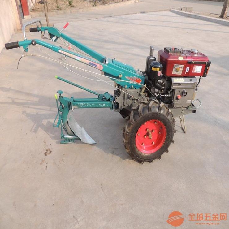 手扶车旋耕机农用小型手扶拖拉机