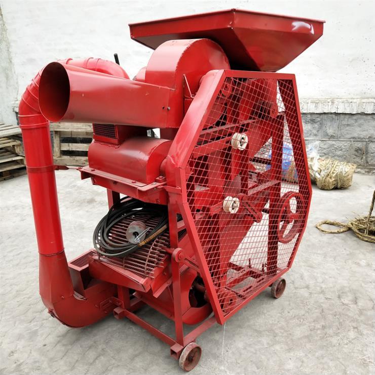 剥壳机厂家小型脱粒机农用机械