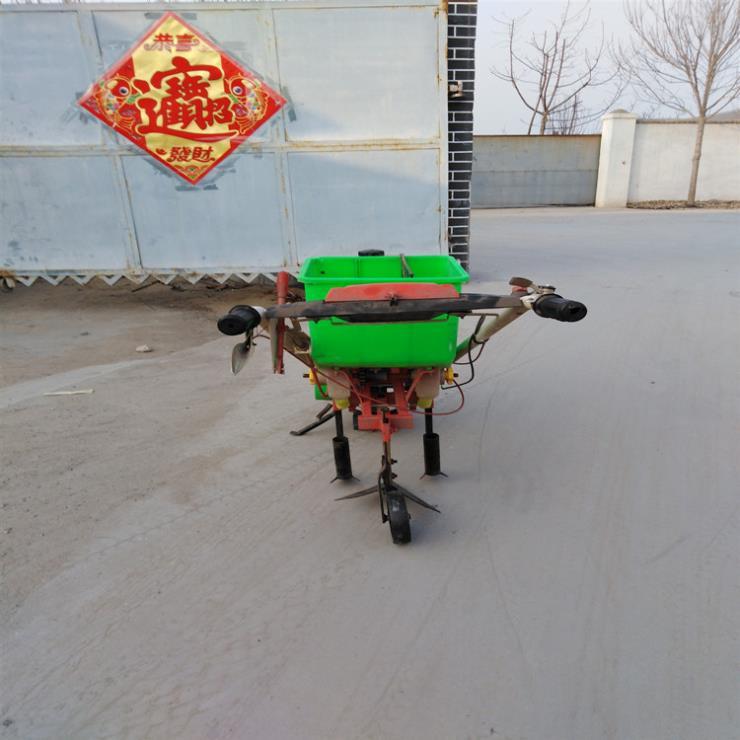 多功能小麦汽油播种机 多用玉米播种机
