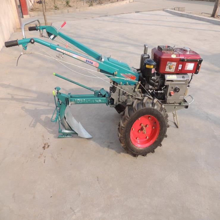 新型农用拖拉机 农田专用耕地机 菜地旋地机