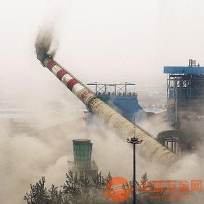 宜春市烟囱人工拆除公司一步到位