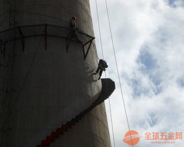 大庆【钢烟囱安装旋转梯螺旋梯】公司欢迎您
