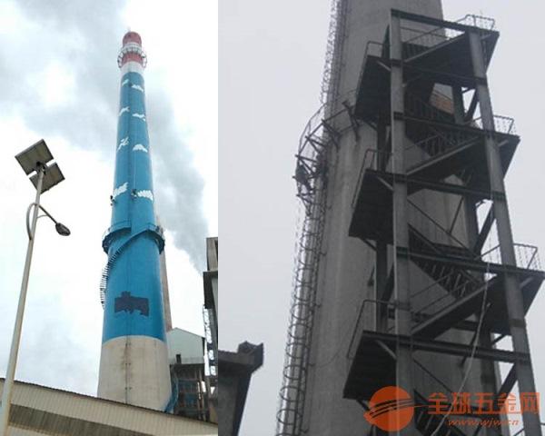 衡水煙囪安裝螺旋鋼梯公司更專業