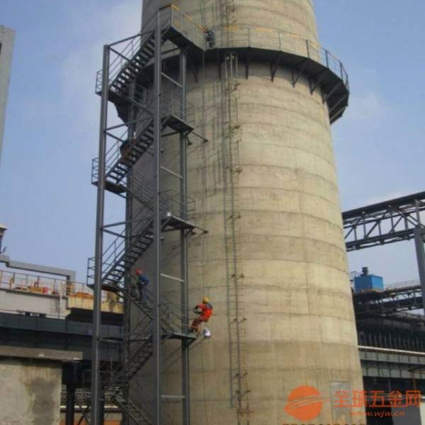 婁底煙囪安裝螺旋鋼梯公司更專業