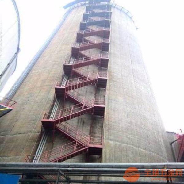 蚌埠烟囱爬梯平台更换施工单位欢迎咨询