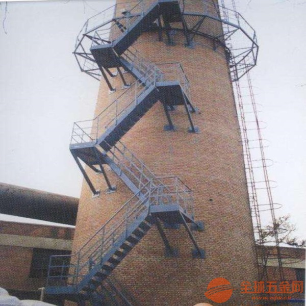 房山烟囱爬梯平台更换公司更专业