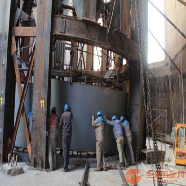 淄博专业拆除钢烟囱烟囱拆除专业施工单位