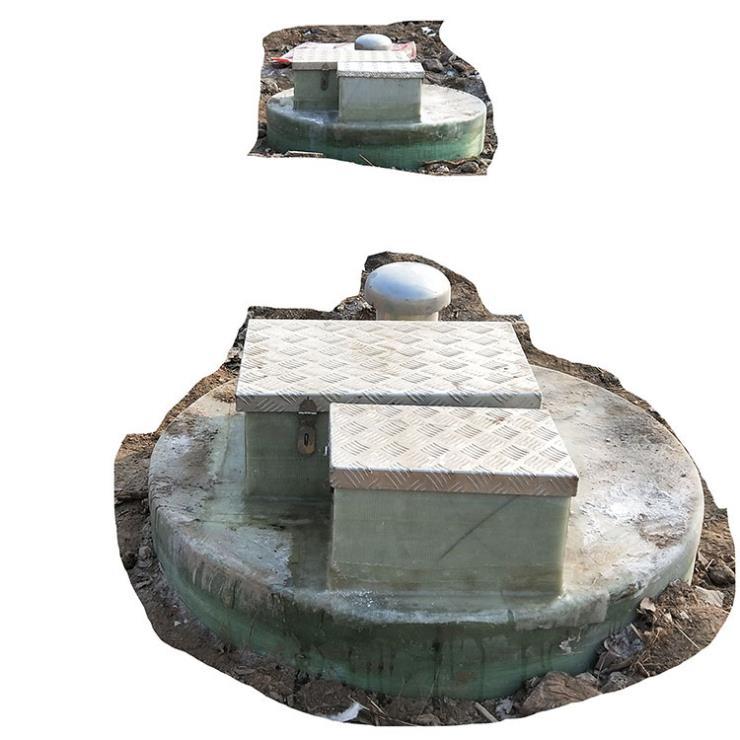 一體化污水提升泵站價格A一里井一體化污水提升泵站價格