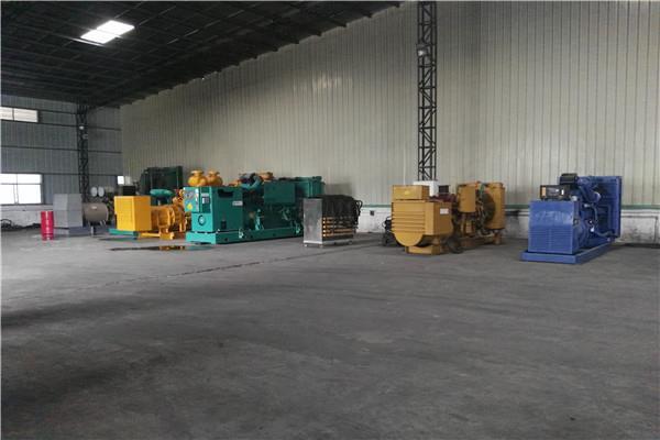 新安柴油发电机租赁,新安本地专业设备租赁