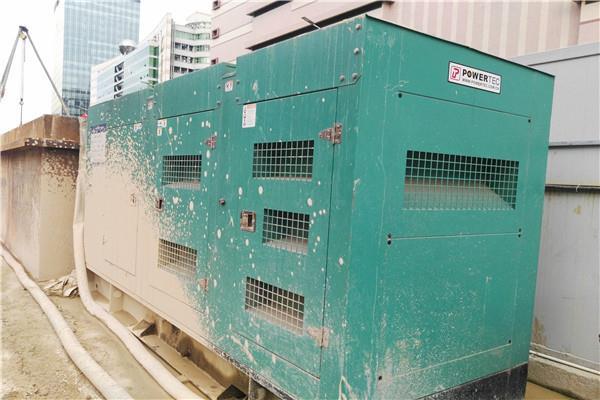深圳柴油发电机出租,深圳本地专业设备租赁