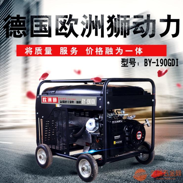 250A汽油電焊機參數投標