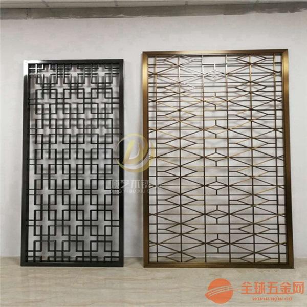 淄博不锈钢屏风生产厂家