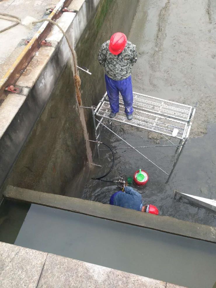 威海市水池伸縮縫堵漏有哪些補漏公司