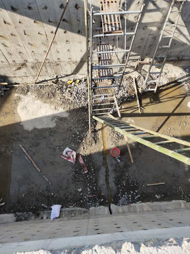 山东菏泽水池伸缩缝带水堵漏或补漏公司