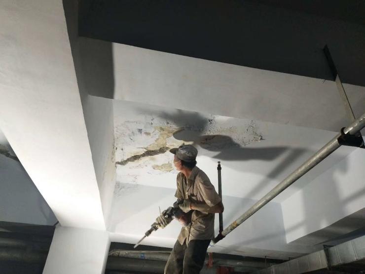 泰州地下室渗漏水原因及解决方案