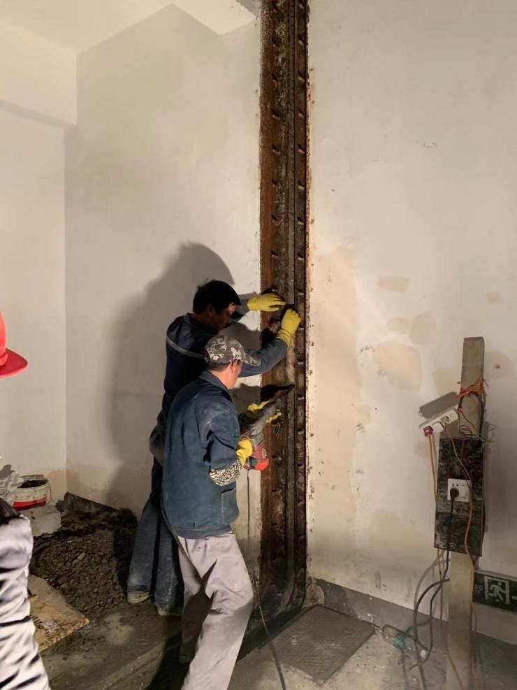 临沂地下室变形缝埋入式止水带渗漏部位补漏