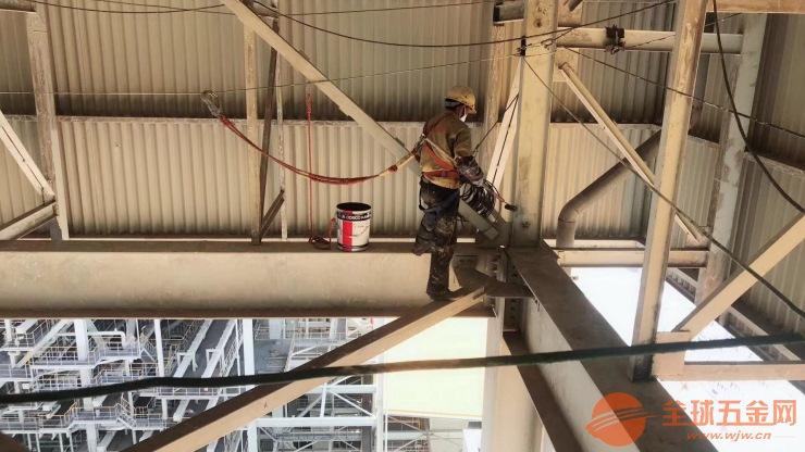 高耸物钢结构防腐