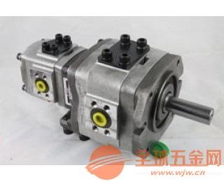 不二越IPH-4B-32-20齿轮泵 IPH-5A-40-21常用型号