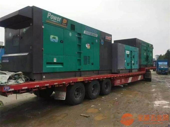 重庆静音发电机组出租-重庆展会发电机-重庆发电车出租
