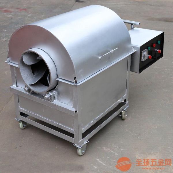 商用环保型炒货设备 中草药炒货机 炒货机使用