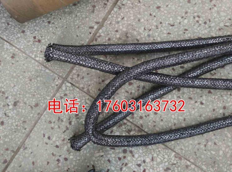 不锈钢丝加强型石墨绳