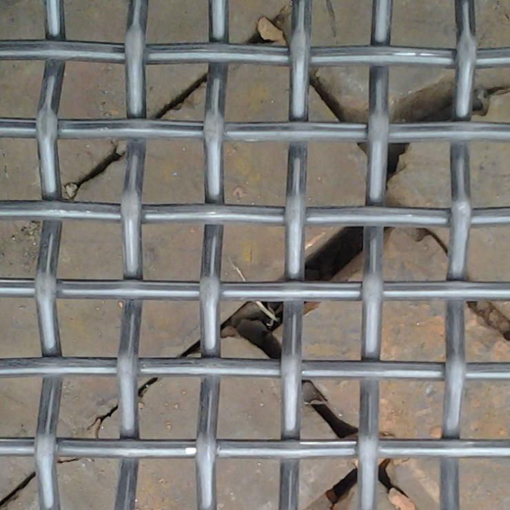 黑钢轧花网 镀锌铁丝网 轧花网厂家
