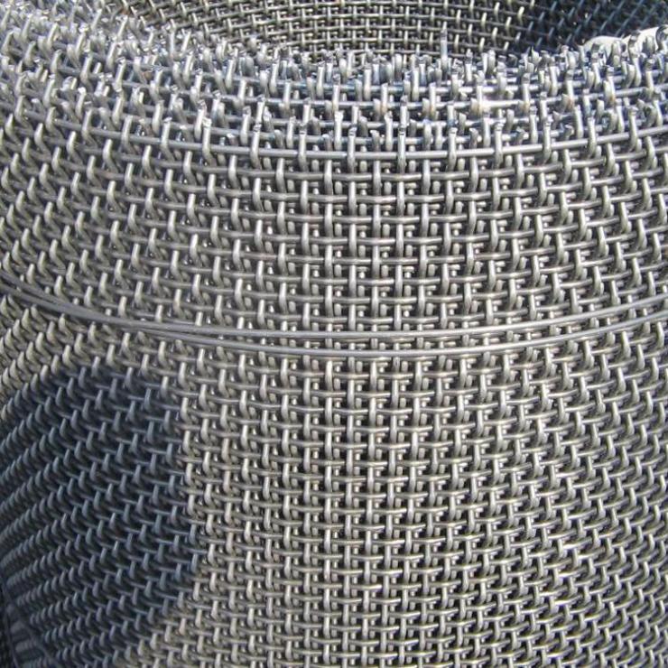 铁丝轧花网厂家 镀锌轧花网直销 轧花网厂家