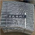 钢格栅生产厂家 钢结构钢格板
