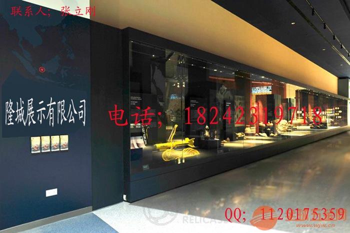博物馆展柜工厂【图】售后服务安装维护维修一体化工厂