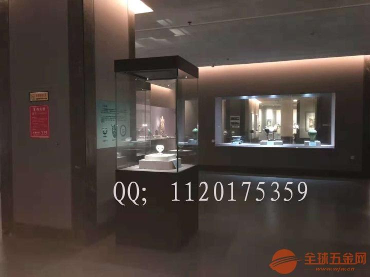 博物馆展柜厂家选则深圳隆城,生产全国各地博物馆展柜