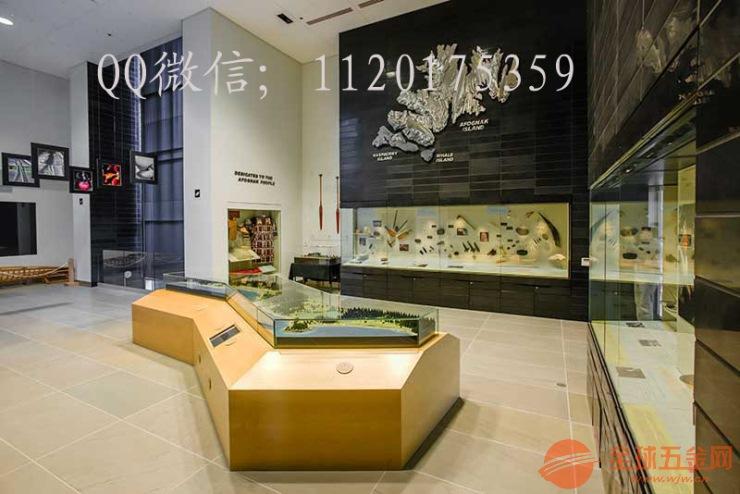 博物馆展柜生产基地-创意-制作 安装 维修一条龙厂家