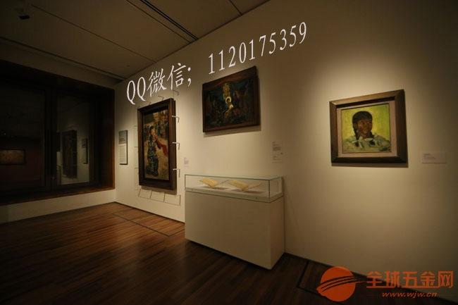 博物馆展柜-广东展柜厂家专注加工激光焊接金属展柜