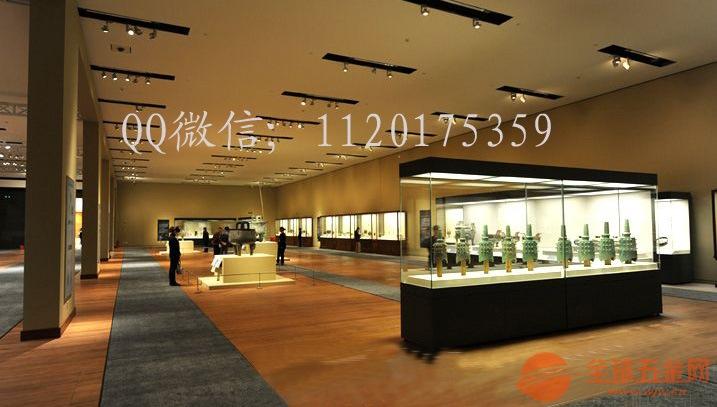深圳博物馆展柜生产厂家 专注制作冷轧钢板 铝板 不锈钢 博物馆展柜系列