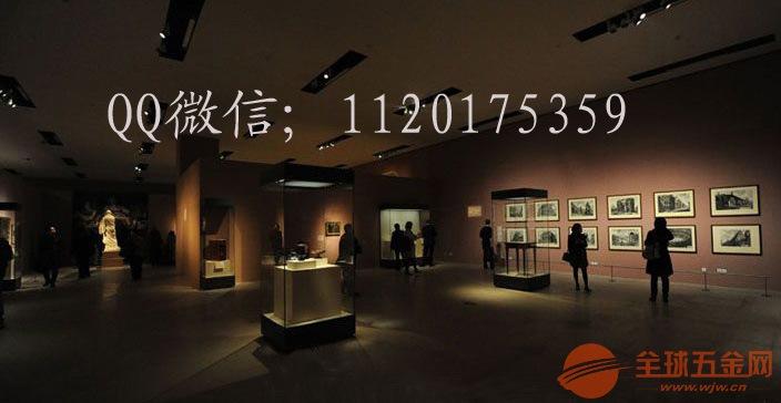 文物博物馆展柜厂家 专注合作承包高端智能博物馆展馆