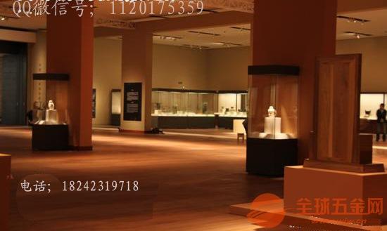 深圳博物馆金属展柜生产厂家-制作无缝金属博物馆展柜
