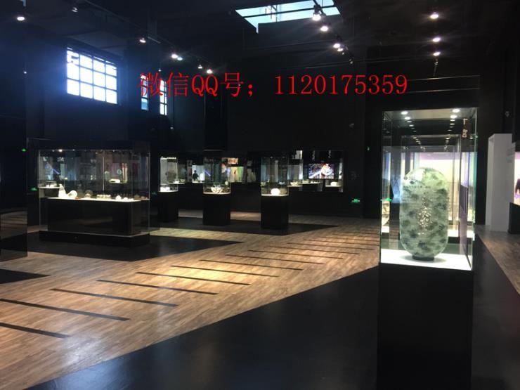 深圳博物馆展柜制作厂家-博物馆展馆加工厂-广东隆城