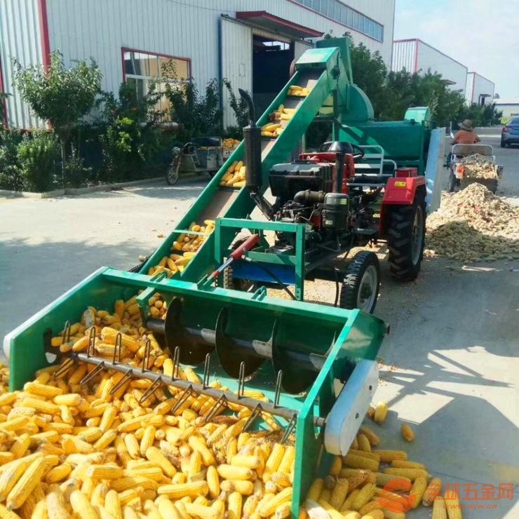 南京 全自动背负式玉米脱粒机怎样操作