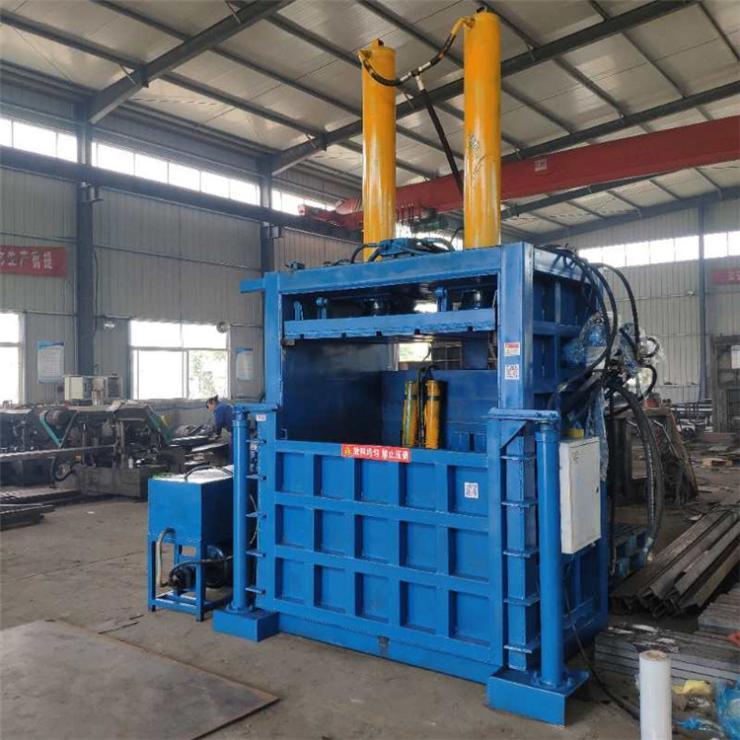 惠州160吨塑料瓶压缩机打包机